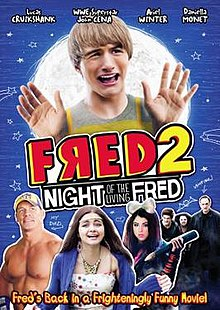 Image result for night of the living fred