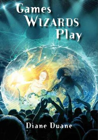 Games Wizards Play - Cover art for Games Wizards Play