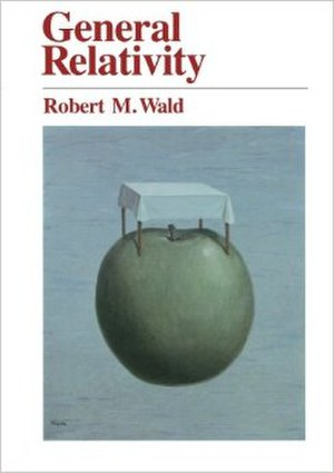 General Relativity (book) - Hardcover edition