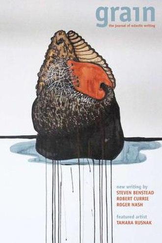 Grain (magazine) - Grain Vol 39 Issue 3