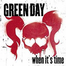 Green Day - When It's Time cover.jpg