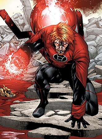 Guy Gardner (comics) - Image: Guy Gardner Red Lanterns 34