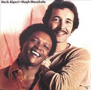 Herb Alpert / Hugh Masekela - Image: Herb Alpert Hugh Masekela (album cover)