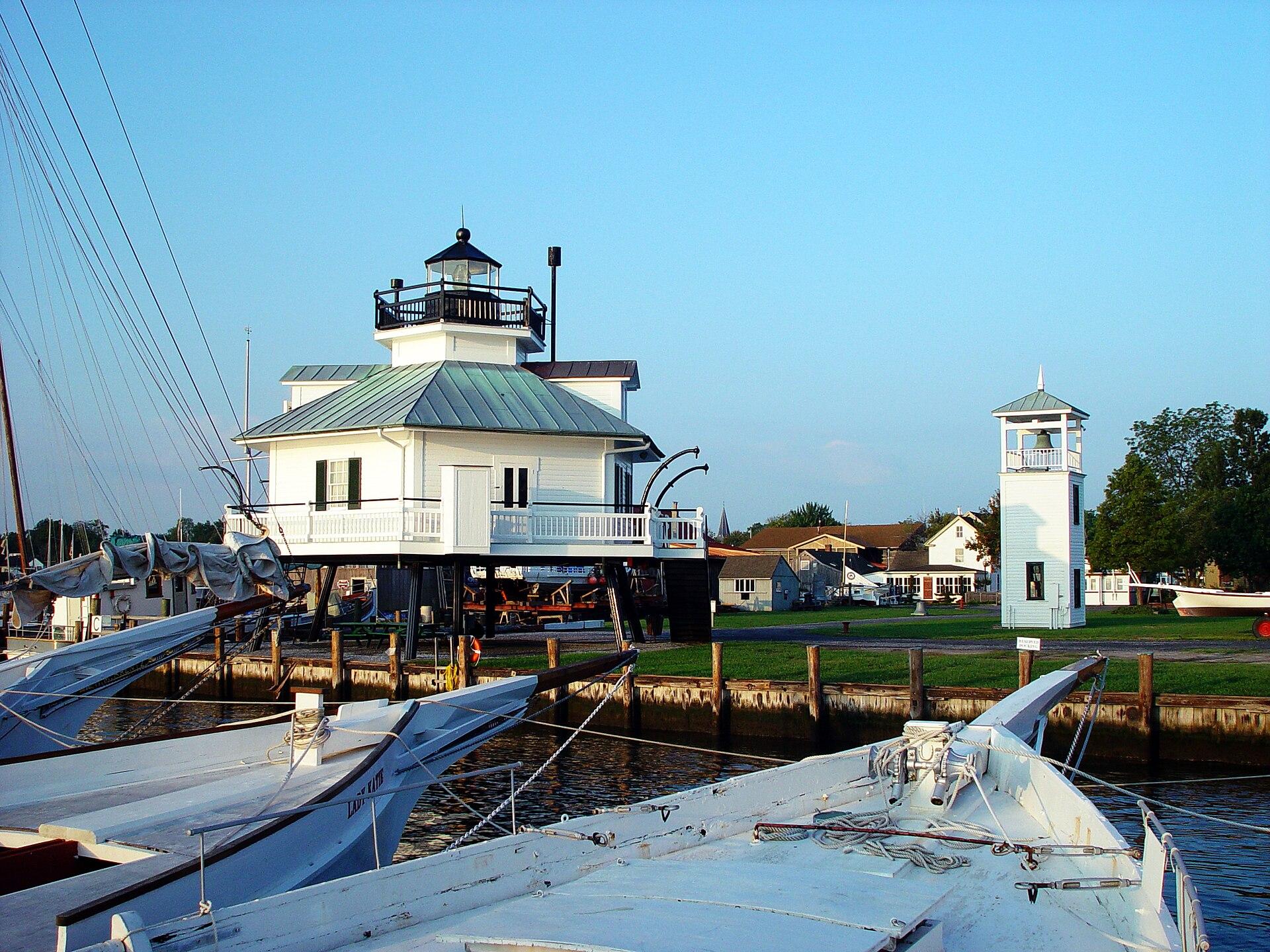 Chesapeake Bay Maritime Museum - Wikipedia