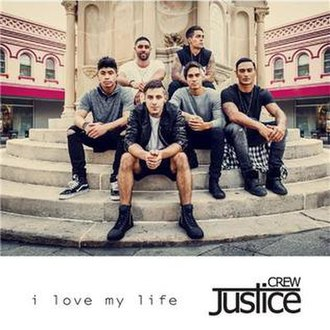 Justice Crew — I Love My Life (studio acapella)