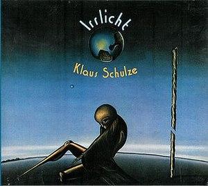Irrlicht (album) - Image: Irrlicht Klaus Schulze Album