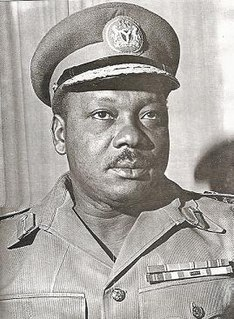 Johnson Aguiyi-Ironsi Nigerian soldier