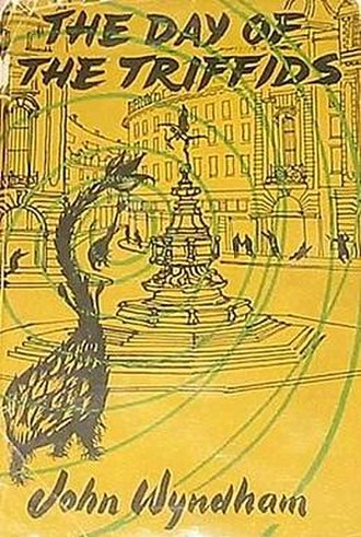 The Day of the Triffids - First edition hardback cover
