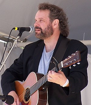 John Gorka at the Falcon Ridge Folk Festival 2004