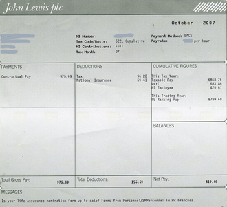 Payroll - Handling payroll typically involves sending out payslips to employees.