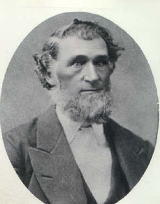 John Van Cott - John Van Cott in his older years