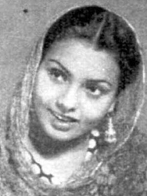G. M. Durrani - Durrani's Wife Jyoti