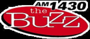 KTBZ (AM) - Image: KTBZ 1430the BUZZ logo
