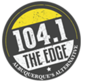 KTEG - Image: KTEG 104.1The Edge logo
