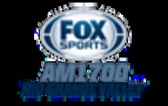 KVNS - Image: KVNS Fox Sports 1700 logo