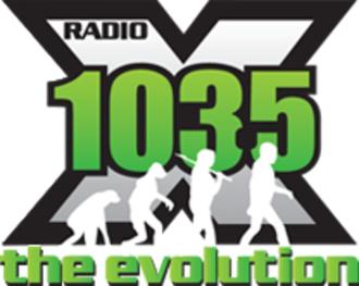 KWXD - Image: KWXD FM 2015