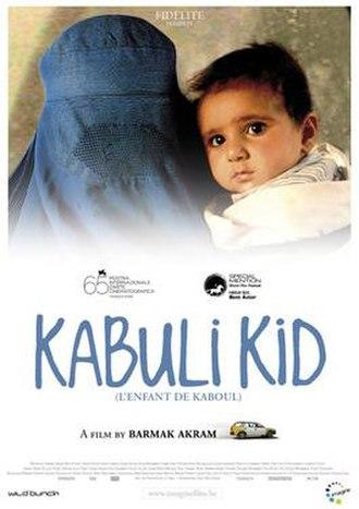 Kabuli Kid - Promotional poster