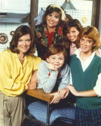 Kate & Allie - Image: Kate & Allie Cast