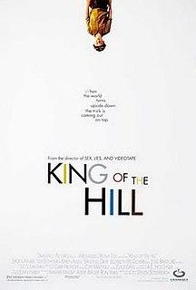 <i>King of the Hill</i> (film) 1993 film by Steven Soderbergh