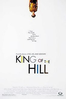 King of the Hill 1993 Poster.jpg