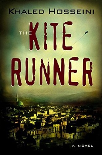 The Kite Runner - First edition cover (US hardback)