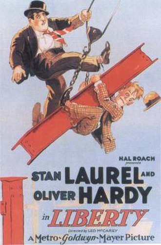 Liberty (1929 film) - Theatrical release poster