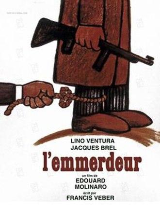 L'emmerdeur - Image: L'emmerdeur 1973 Poster