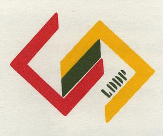 Democratic Labour Party of Lithuania - Image: Lddplithuania