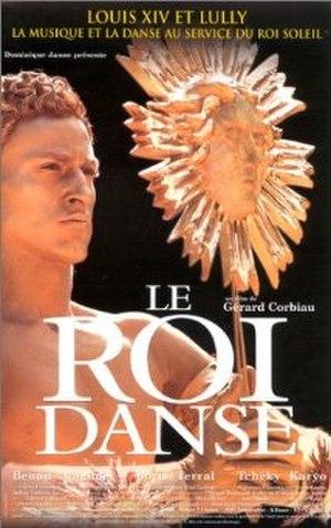 Le Roi danse - Image: Le Roi danse DVD cover IMDB