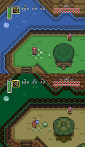 Link To The Past Light World Map.The Legend Of Zelda A Link To The Past Wikipedia