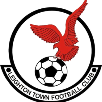 Leighton Town F.C. - Official crest