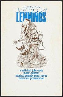 <i>Lemmings</i> (National Lampoon) album