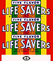 Lifesavers - Five Flavor - 1950's Wrapper
