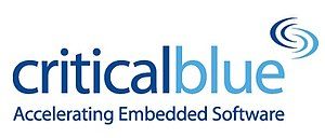 CriticalBlue - Image: Logo of Critical Blue, Ltd