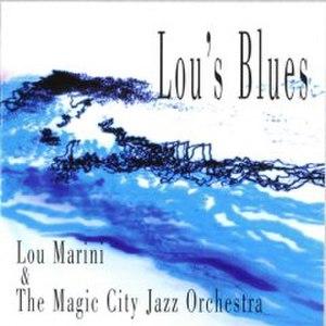 Lou's Blues - Image: Lous Blues cover