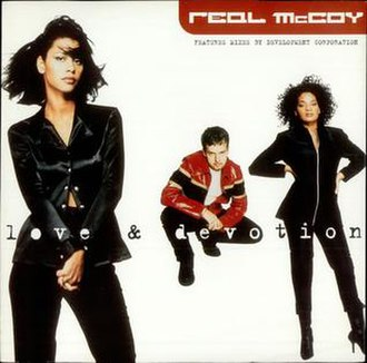 Real McCoy — Love & Devotion (studio acapella)