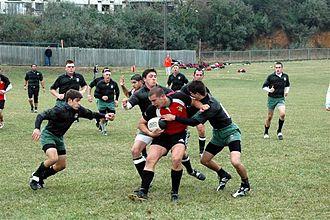 Loyola Greyhounds - Spring 2007 season play