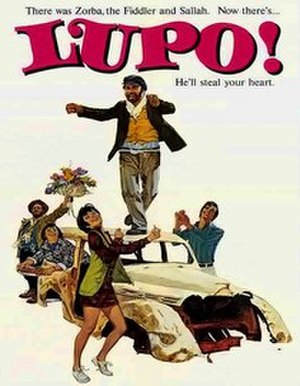 Lupo! - DVD cover