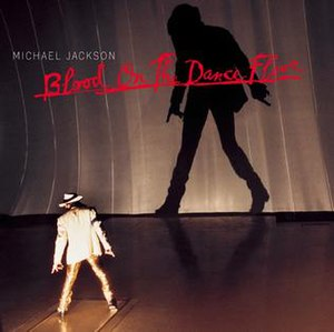 Blood on the Dance Floor (song) - Image: MJ BOTDF Single