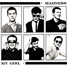 My Girl Madness Song Wikipedia