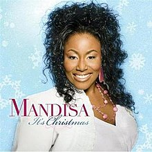 Mandisa - It's Christmas (album cover).jpg