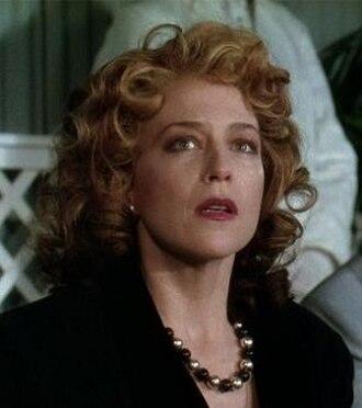 Margaret Whitton - Margaret Whitton in Major League (1989)