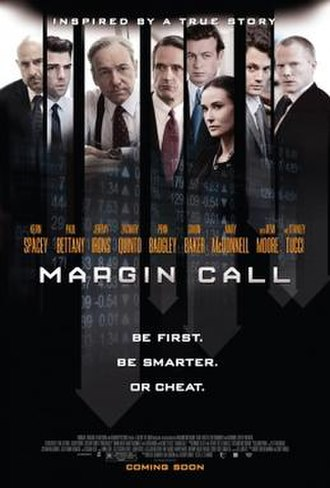Margin Call (film) - Theatrical release poster