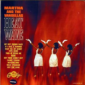 Heat Wave (Martha and the Vandellas album) - Image: Martha And Vandellas