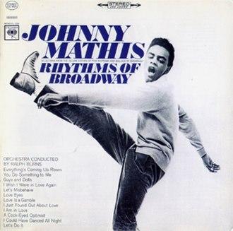 The Rhythms and Ballads of Broadway - Image: Mathis Rhythms