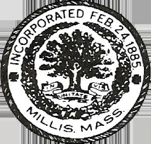 Official seal of Millis, Massachusetts