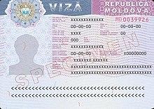 Visa policy of moldova wikipedia moldovan visa specimen altavistaventures Image collections