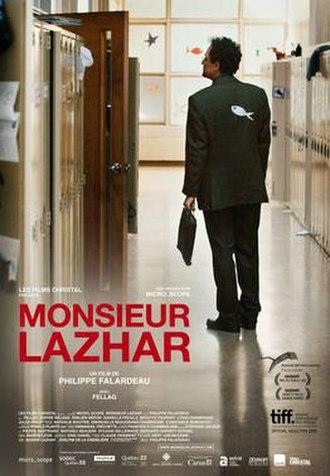 Monsieur Lazhar - Film poster