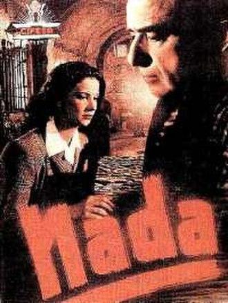 Nada (1947 film) - Spanish film poster