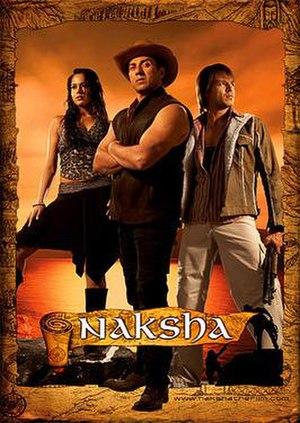 Naksha - Movie poster